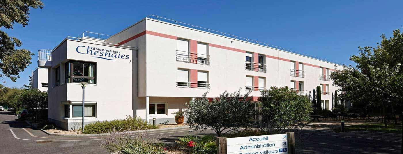 Ehpad Orpea, Les Chesnaies Carpentras