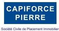 SCPI Paref Gestion Capiforce Pierre